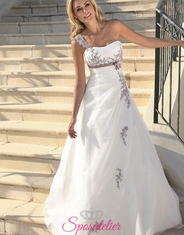Abito da sposa semplice abito da sposa in stile vintage | Etsy