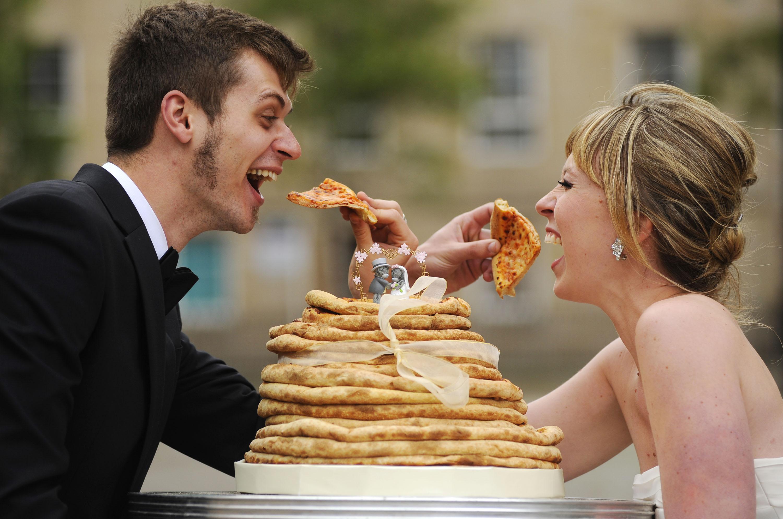 Matrimonio e cibo largo alla fantasia  Sposidea