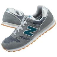 new balance nowe buty szare