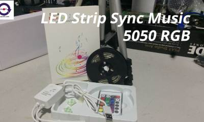 LED Sync Music by DotStone