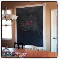 wall-Decorative-Chalkboards-at-Home : Spotlats
