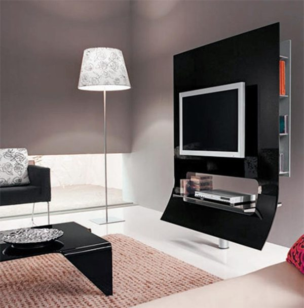 Unique Tv Stand Designs : Tv stand unusual ideas year of clean water