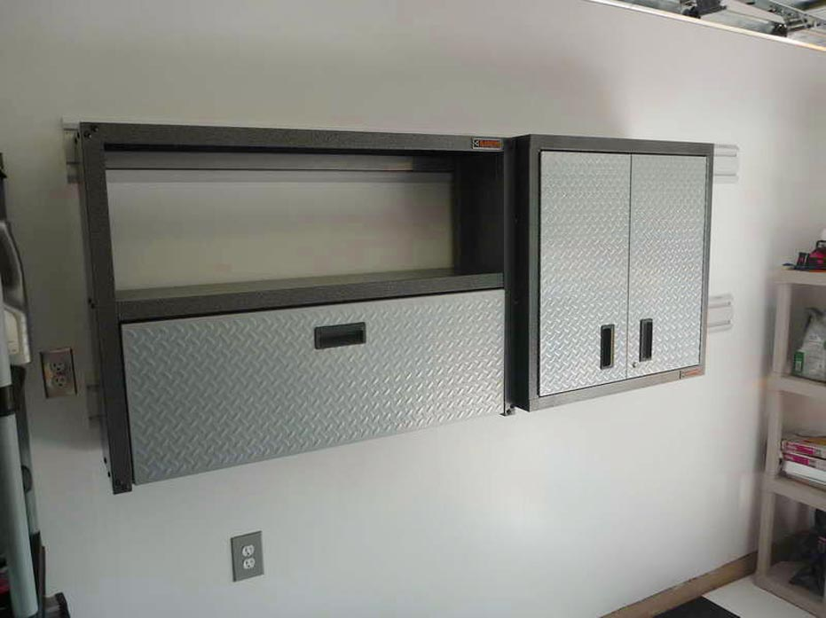 Rubbermaid Garage Storage Cabinets with Doors Your Best