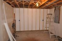 Basement Wall Finishing Panels : Spotlats