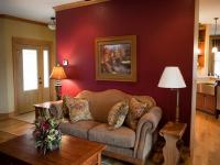 Small Living Room Red Wall Painting Ideas : Spotlats