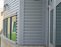 corrugated metal siding panels : Spotlats