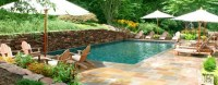 Gorgeous How to landscape backyard pool on budget | Spotlats