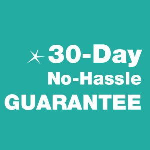 Spotless Cleaning Systems - 30 Day No-Hassle Guarantee