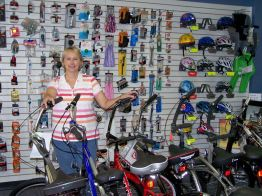 Brevard Locksmith & Bicycle Shop Owners: Jim Ragatz & Daughter Sharon Complete Lock Service & Bike Shop 808 W. New Haven Ave. Melbourne, FL Across from the golf course 321-725-0755