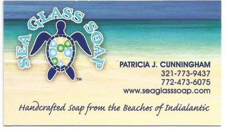 Sea Glass Soap