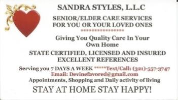 Sandra Styles, LLC