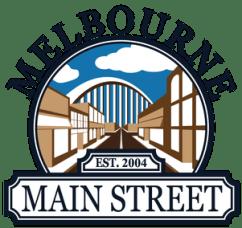Melbourne MainStreet logo