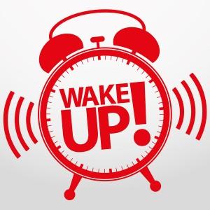 Wake up alarm clock