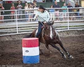 Spotted: Saratoga County Fair July 20 in Ballston Spa, NY.