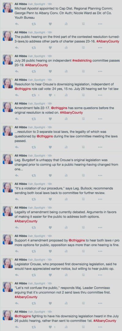 Tweets with replies by Ali Hibbs ah_Spotlight Twitter