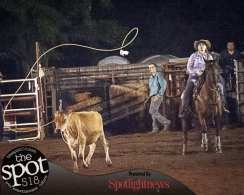 Spotted: Double M Professional Rodeo Aug 27 Ballston Spa