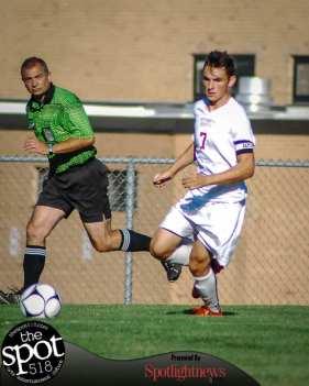 SPOTTED: Guilderland vs. Averill Park in a Suburban Council boys soccer game Thursday, Sept. 15. Rob Jonas/Spotlight
