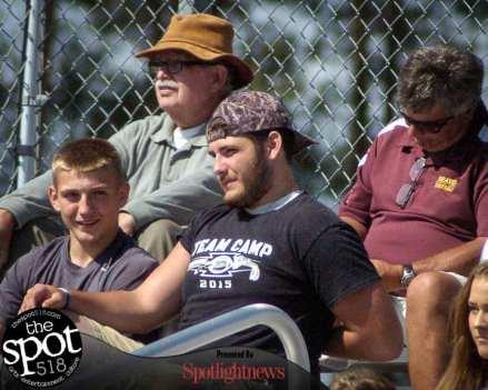SPOTTED: Voorheesville vs. Stillwater Saturday, Sept. 17, in Voorheesville. Rob Jonas/Spotlight