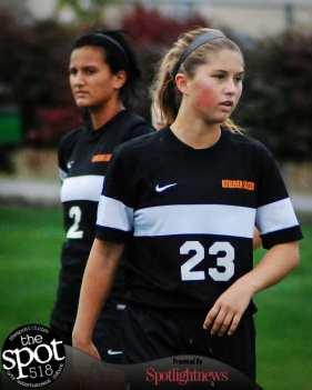 SPOTTED: Guilderland vs. Bethlehem girls soccer October 8, 2016 Photo by Rob Jonas/Spotlight