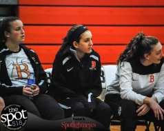SPOTTED: Bethlehem vs. Averill Park in a Suburban Council girls basketball game Friday, January 6. Photo by Rob Jonas/Spotlight