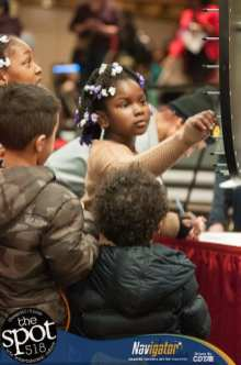 Kids Expo 2018 at the Empire State Plaza on Saturday, March 3, 2018. (Photo by Michael Hallisey / TheSpot518)