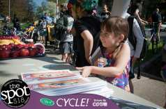 National Bike to School Day 2018 in DelmarNational Bike to School Day 2018 in Delmar