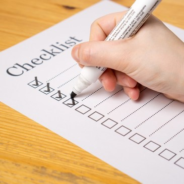 Why You Shouldn't Rely Too Heavily on Safety Checklists