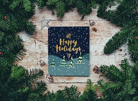 Best Wishes for a Safe and Happy Holiday Season!