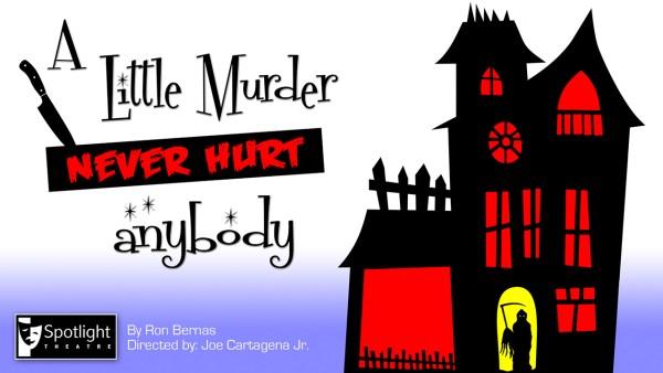 A Little Murder Logo