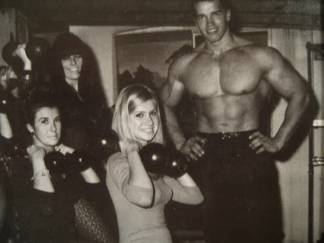 Wishing Arnold Schwarzenegger A Happy 68th Birthday Spot