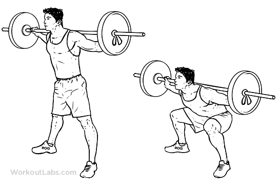 The Complete List of Bodybuilding Leg Exercises and the