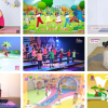 Kids yoga workout exercise children toddler baby mommy and me toddler 親子瑜珈 兒童律動 運動 learn chinese mandarin bilingual multilingual language learning