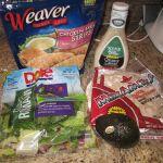 Semi Homemade: Crispy Chicken Caesar Wrap