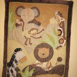 Handmade Christmas Gift #2: Nursery Paintings