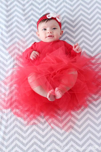 Baby Tutu Tutorial   spotofteadesigns.com