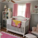 Brielle's Pink and Grey Nursery: The Full Reveal
