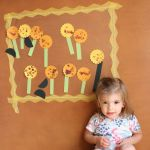 Sunflower Contact Paper Play