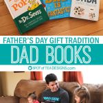 Father's Day Gift Tradition: Dad Books