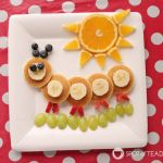 Super Cute and Easy Butterfly Breakfast