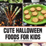 Cute Halloween Food Ideas for Kids