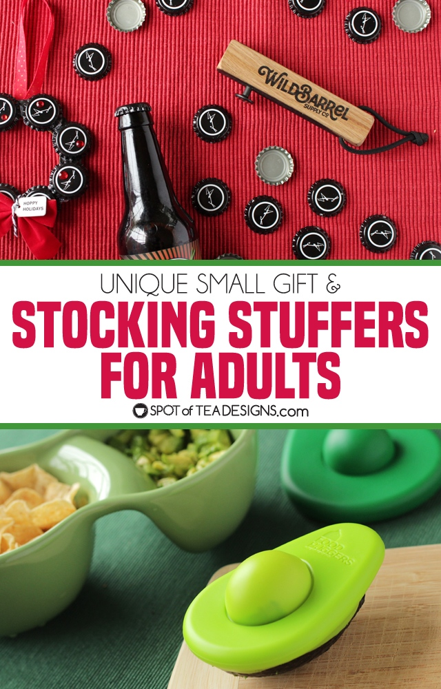 Unique stocking stuffers for adults via @uncommongoods #ad | spotofteadesigns.com