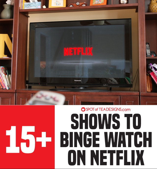 15+ shows to binge watch on netflix as recommended by spotofteadesigns.com