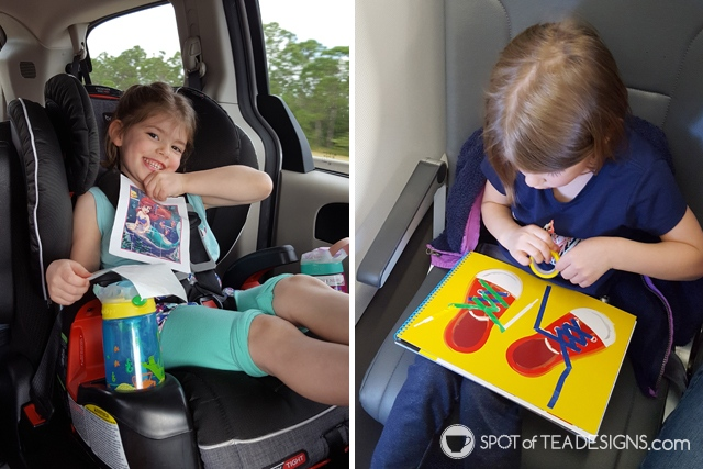 Favorite products for 4 year olds - travel items for the car or plane   spotofteadesigns.com