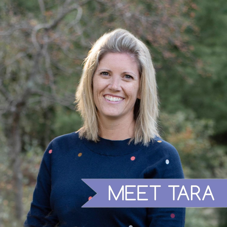 Meet Tara, author of Spot of Tea Designs