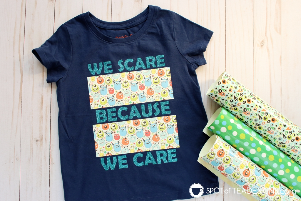 Cricut Disney Pattern Vinyl ideas - customize t-shirts, storage tubs and gifts | spotofteadesigns.com