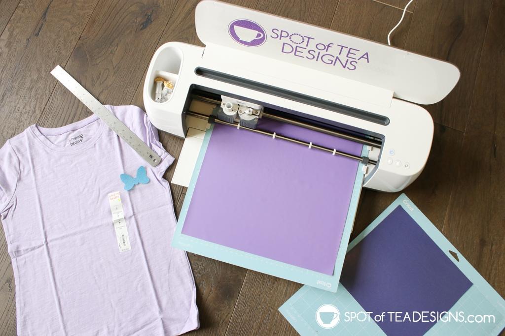 Hidden Mickey Heart T-shirt - three colors of vinyl needed   spotofteadesigns.com