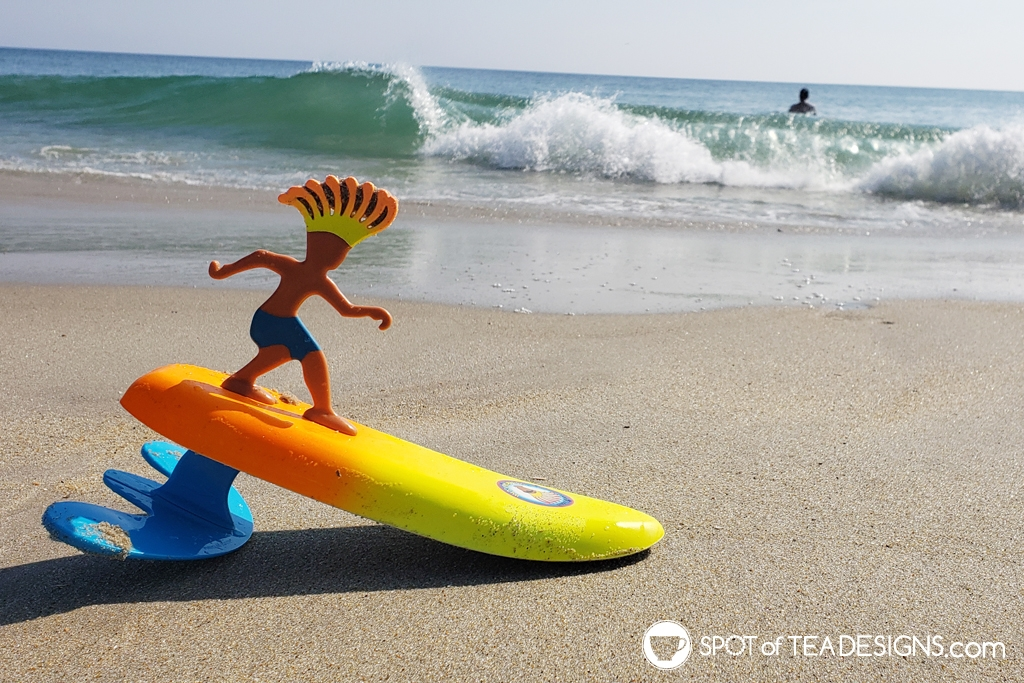 Favorite products for a 6 year old - surfer toy | spotofteadesigns.com