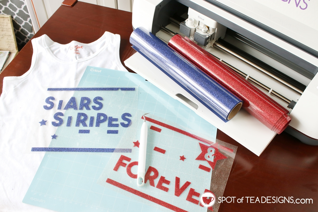 Stars and Stripes Forever Patriotic SVG Cut File plus 19 other free files! | spotofteadesigns.com