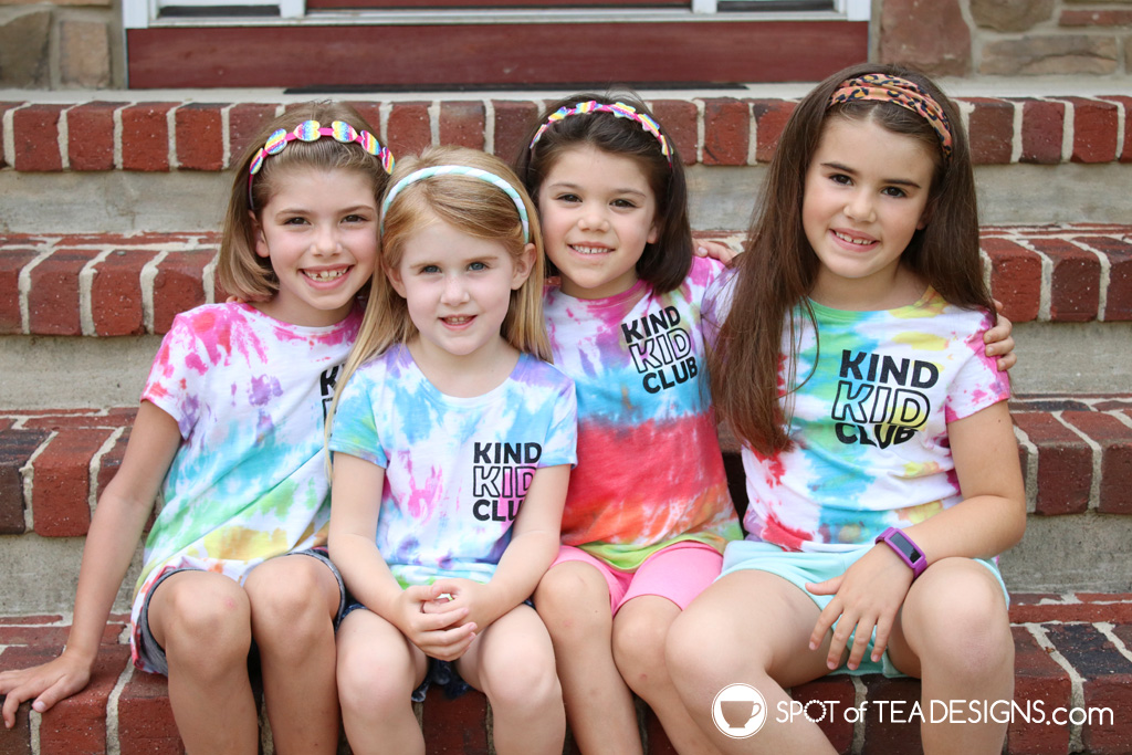 Tips for doing Tie Dye with Kids   spotofteadesigns.com