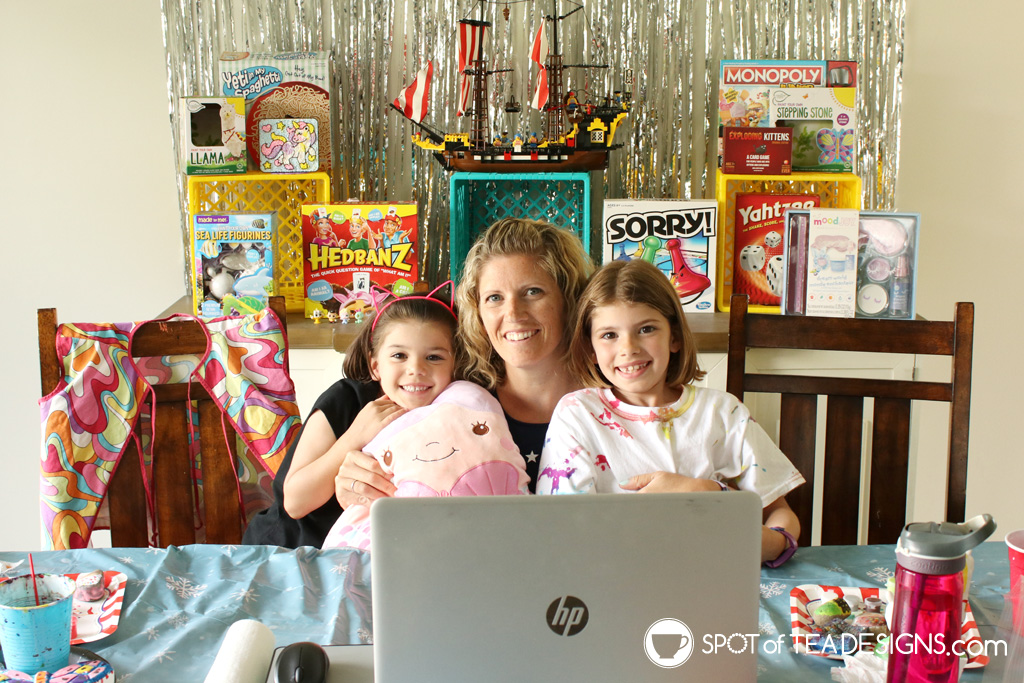 The Toy Insider Sweet Suite at Home 2021 Recap   spotofteadesigns.com